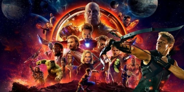 Kevin Feige Explains Hawkeye's Absence From 'Avengers: Infinity War' Marketing