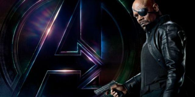 Avengers Infinity War Nick Fury Comicbookcom