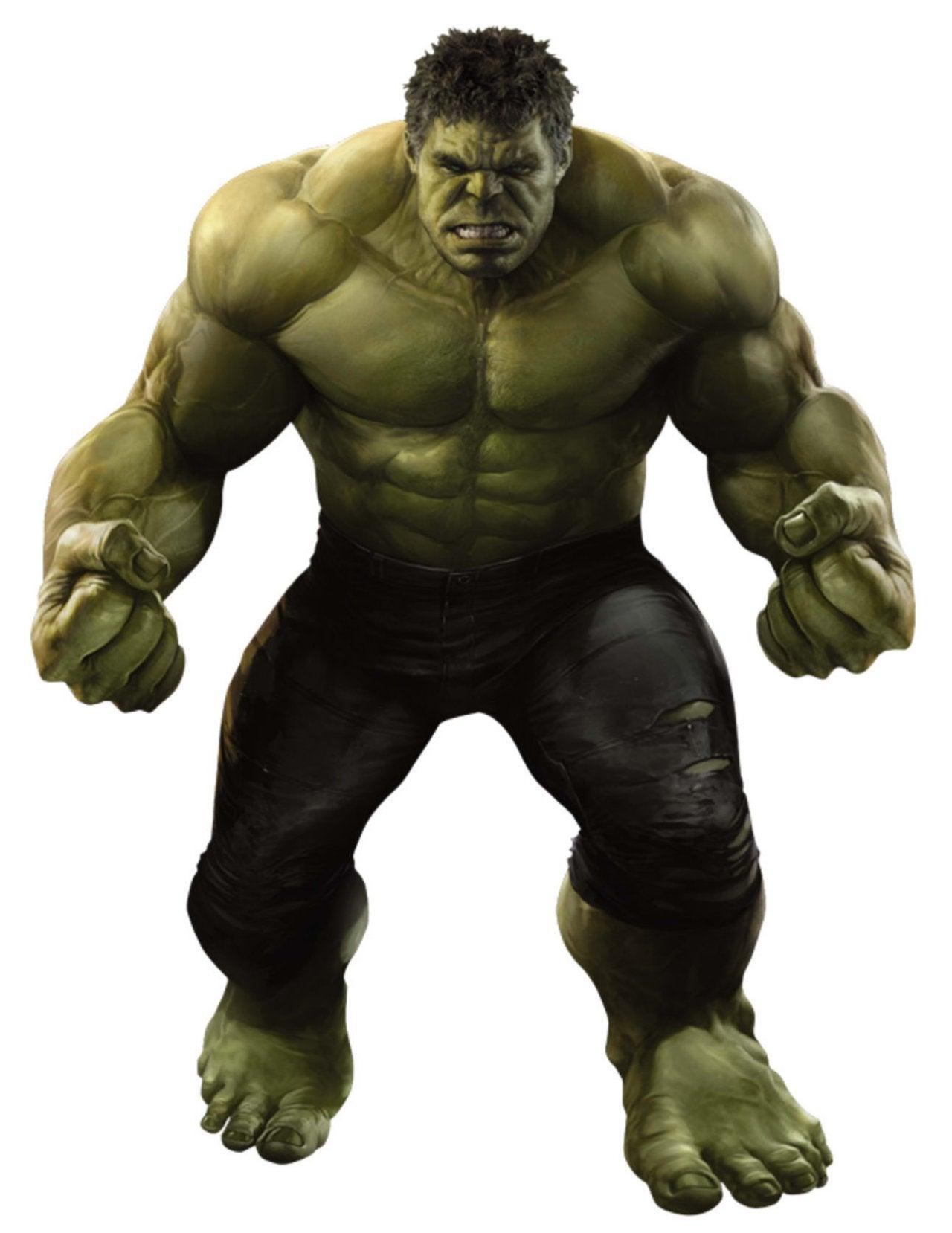 Avengers Infinity War Promo Art - Hulk