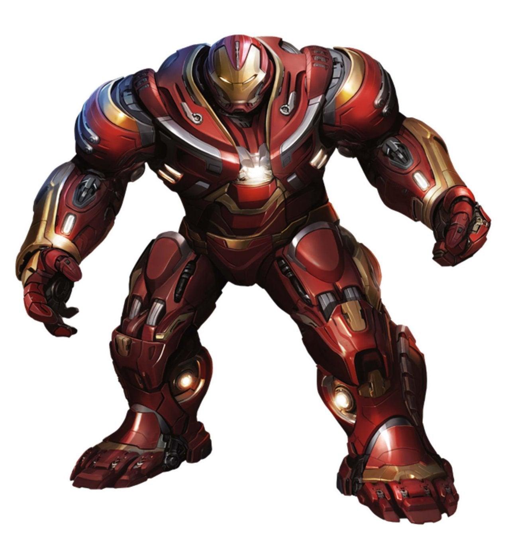 Avengers Infinity War Promo Art - Hulkbuster Armor