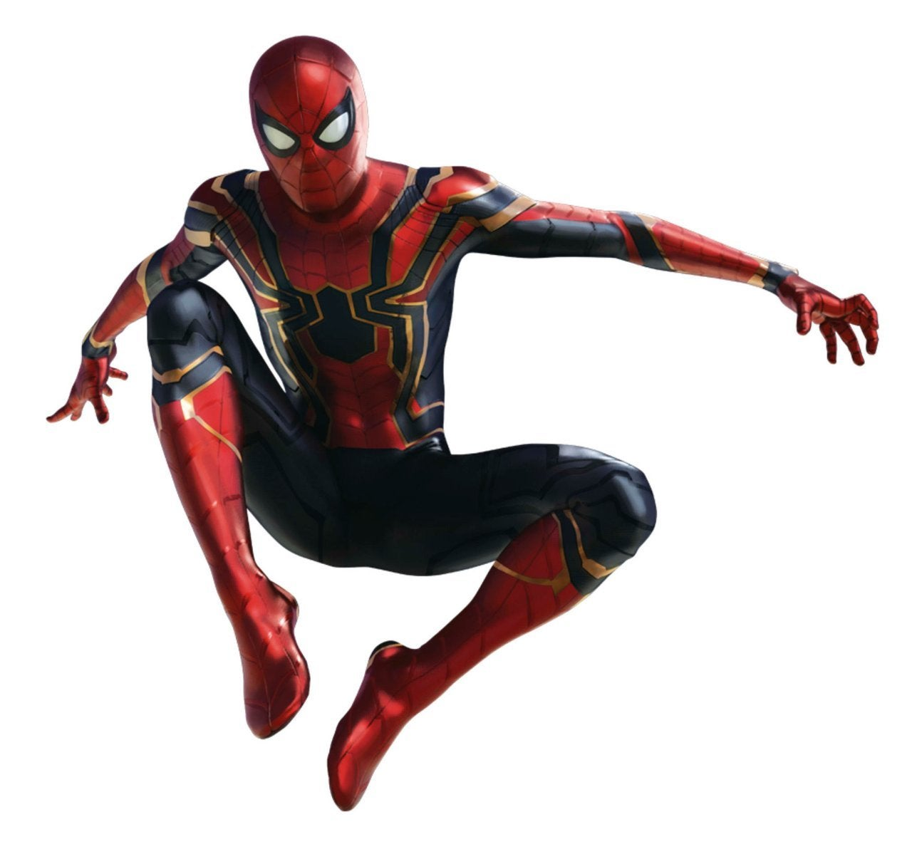 Avengers Infinity War Promo Art - Spider-Man