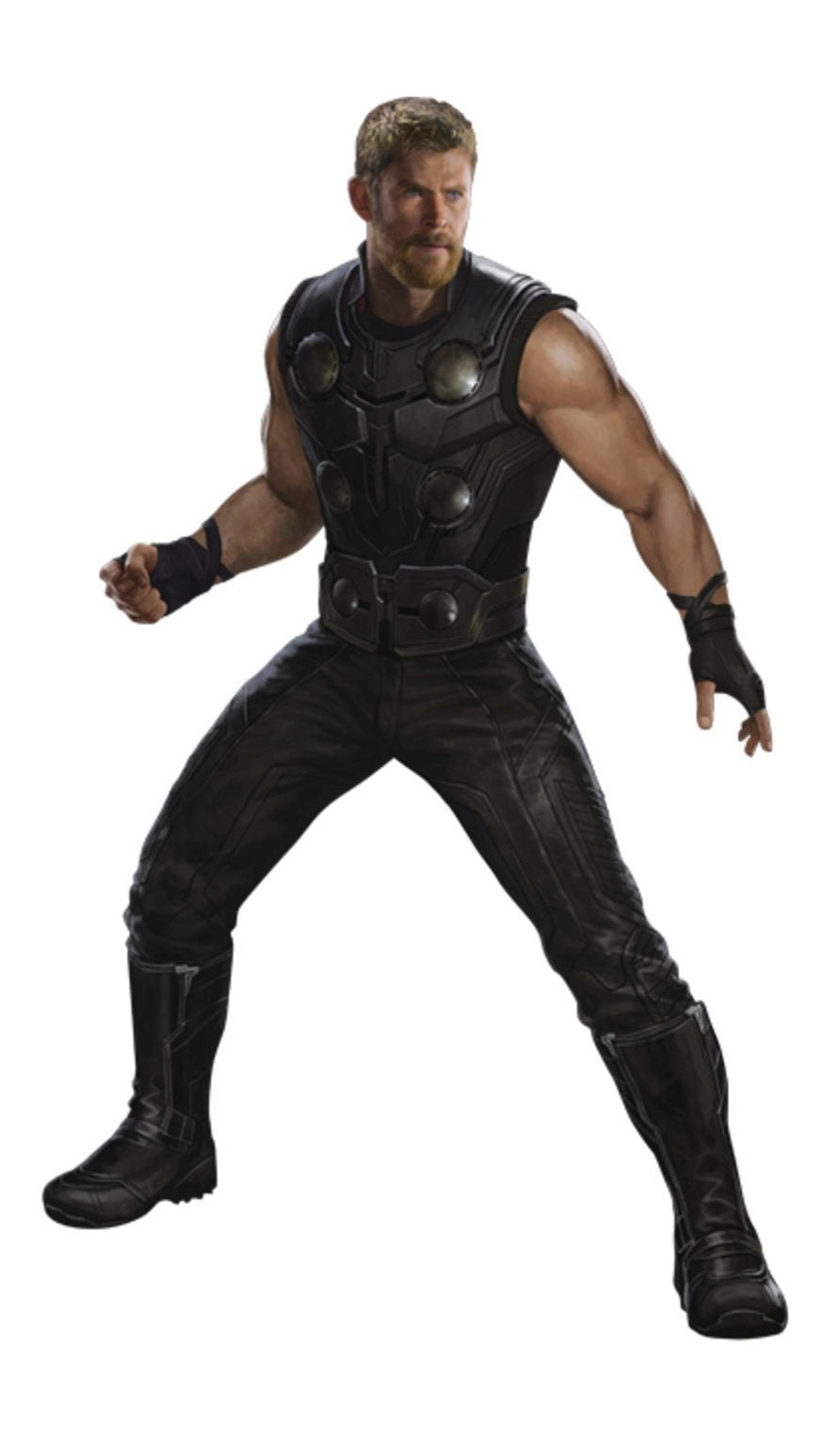 Avengers Infinity War Promo Art - Thor
