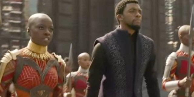 'Avengers: Infinity War': Okoye Likes Starbucks Clip Released