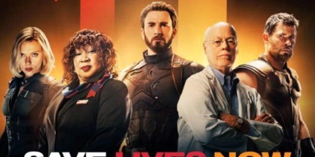 Avengers Infinity War SU2C