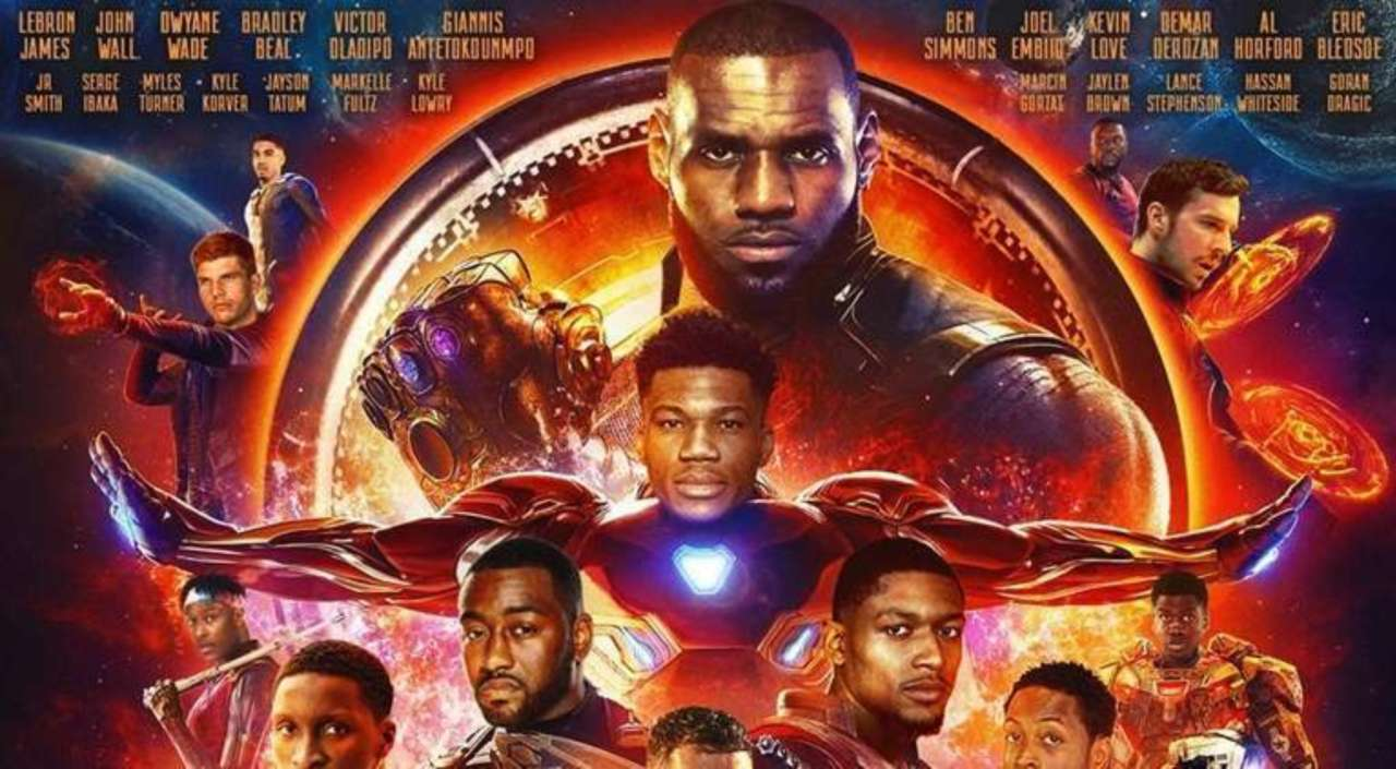 This Lebron James Avengers Infinity War Trailer Is: Nice For What? Soft Ass Canadians Need To Earn Respect