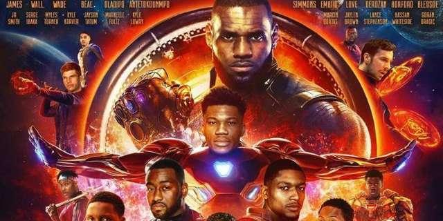 avengers-infinity-war-thanos-lebron-james-cleveland-cavaliers-nba-playoffs