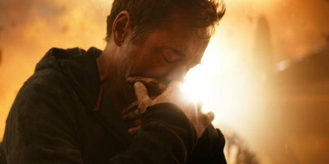 Avengers Infinity War Tony Stark