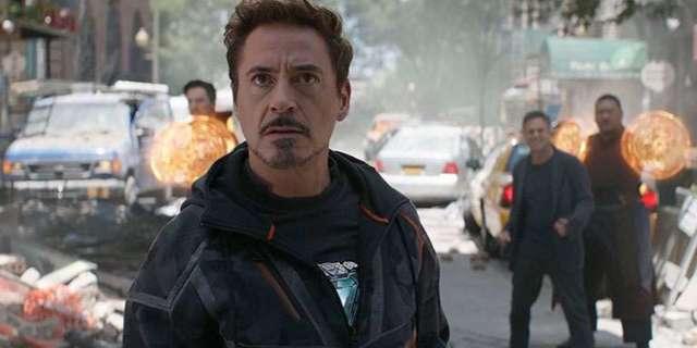 avengers infinity war tony stark science bros