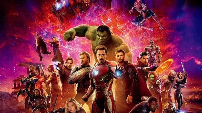 Avengers Infintiy Warfare Header Characterize