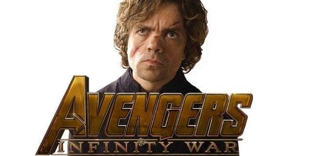 Avengers Infnity War Peter Dinklage Eitri Nidavellir