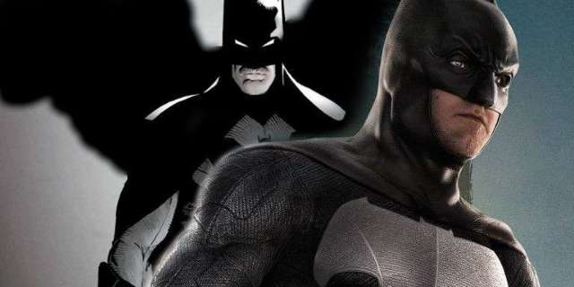 Batman Ben Affleck Scott Snyder
