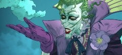 Exclusive: New 'Batman Ninja' Dub Clip Pits Batman Against Lord Joker