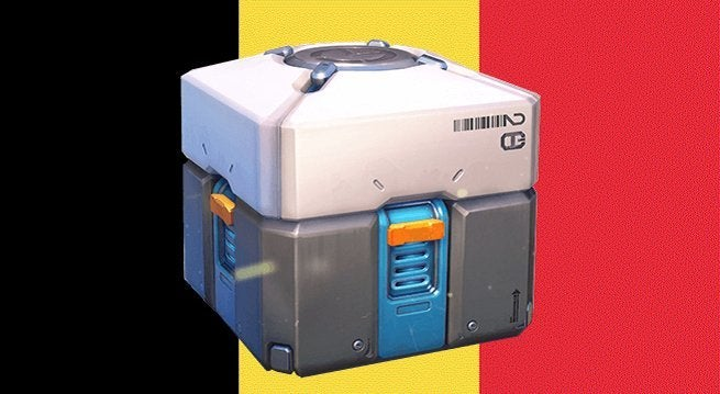 Now Belgium declares loot boxes illegal