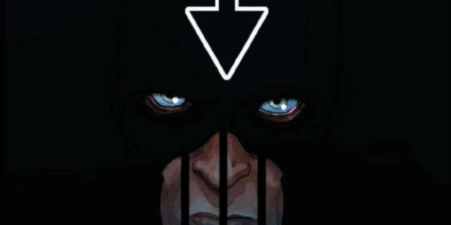 Black Bolt Marvel Comics - Cover