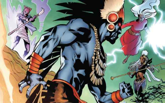 Black Panther 172 Review - The Adversary