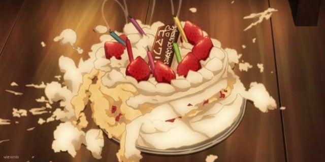 Boruto 53 Himawari Birthday Scene