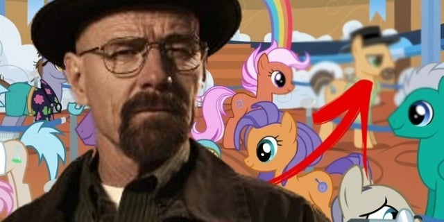 breaking bad my little pony