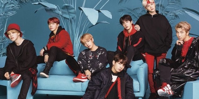 BTS Announces 2018 World Tour Dates