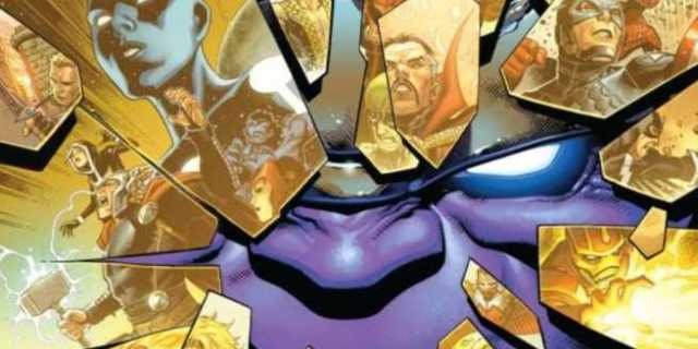 Comics To Buy Avengers Infinity War - Infinity FCBD