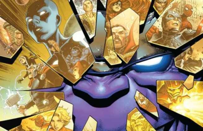 Comics To Buy Avengers Infinity War - Infinity FCBD