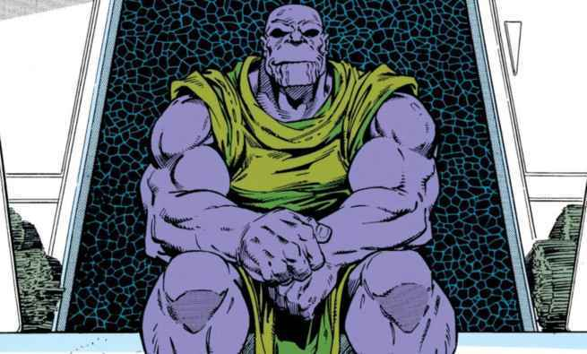 Comics To Buy Avengers Infinity War - Infinity Gauntlet #6 The End