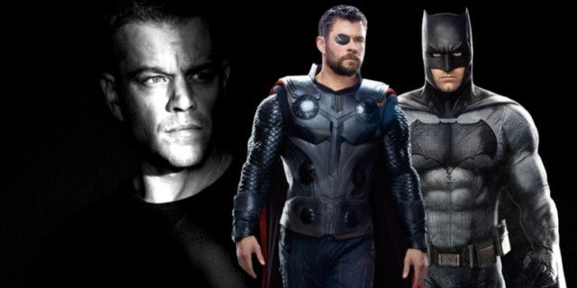 Damon Hemsworth Affleck ComicBook