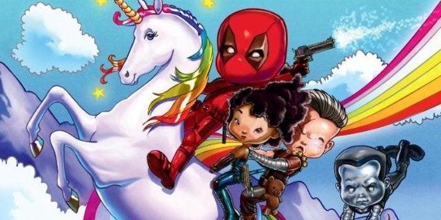 Deadpool 2 IMAX Poster header