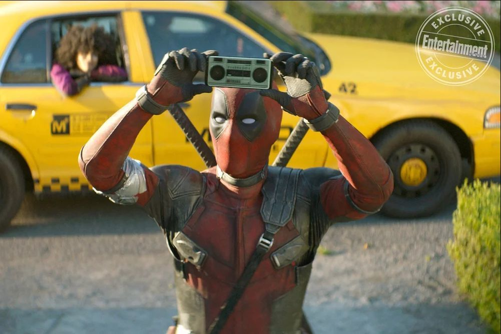 Deadpool 2 Mutter Anything else
