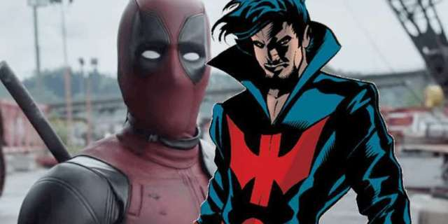 Deadpool Black Tom Cassidy