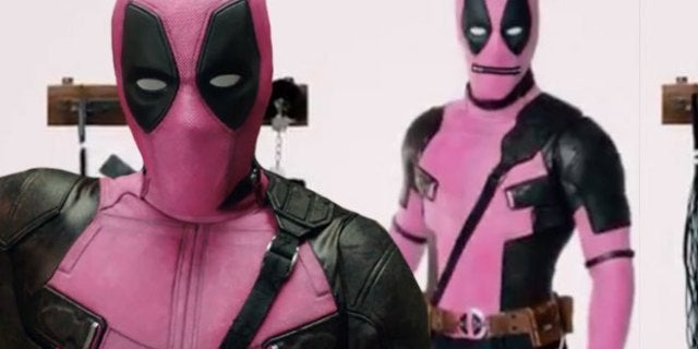 deadpool pink suit