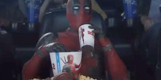Deadpool Theater Promo