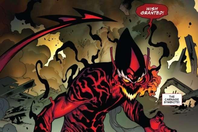Death Amazing Spider-Man 800 - Carnage
