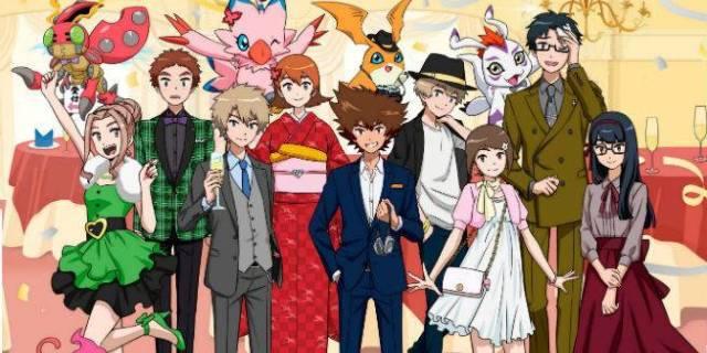 'Digimon Adventure' Announces New Cafe
