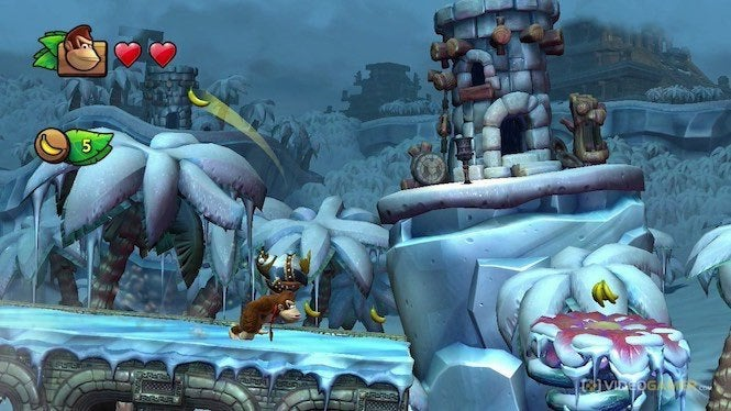 Donkey Kong Country: Tropical Freeze Disappears from Wii U eShop