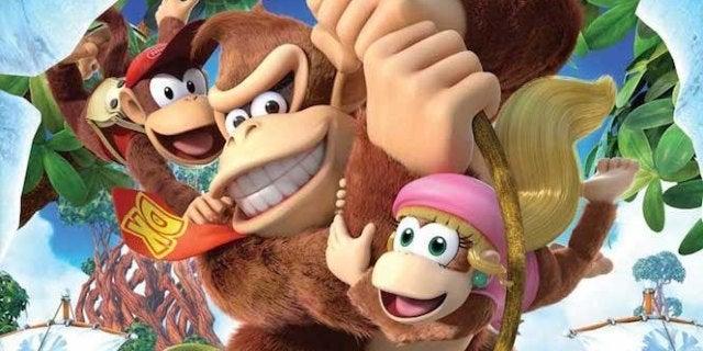 Donkey Kong Country 4
