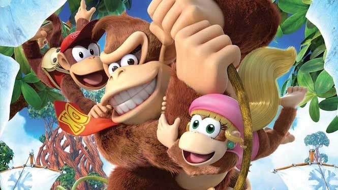 Donkey Kong Country 4