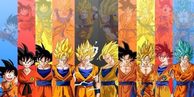 Dragon Ball Artists Share Sketches of Goku