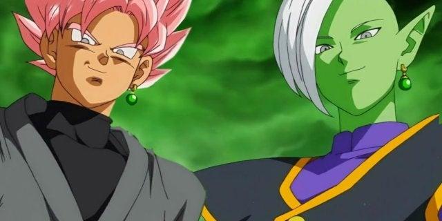 Dragon Ball Super Goku Black Future Zamasu Connection