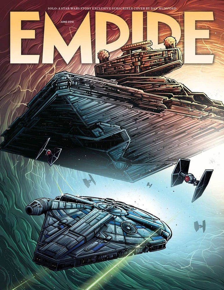 empire magazine cover solo a star wars story big
