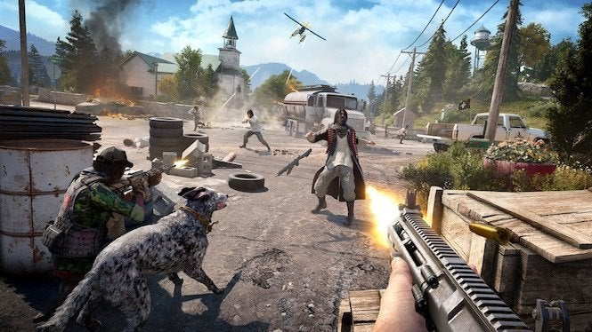 Far Cry 5 First Live Event Offers Weapon Skin and Outfit