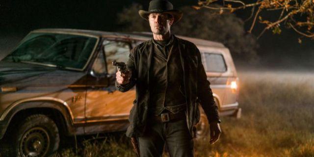 Fear The Walking Dead season 4 John Dorie