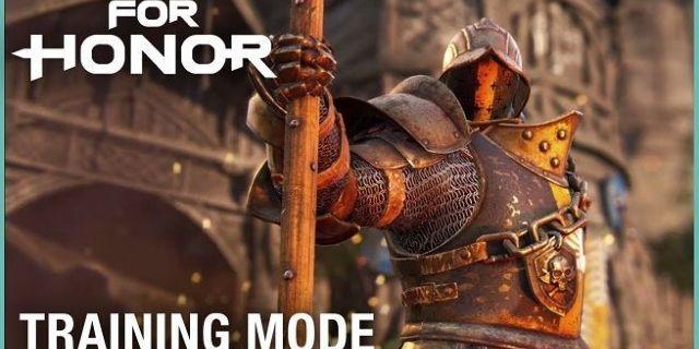 For Honor Training Mode