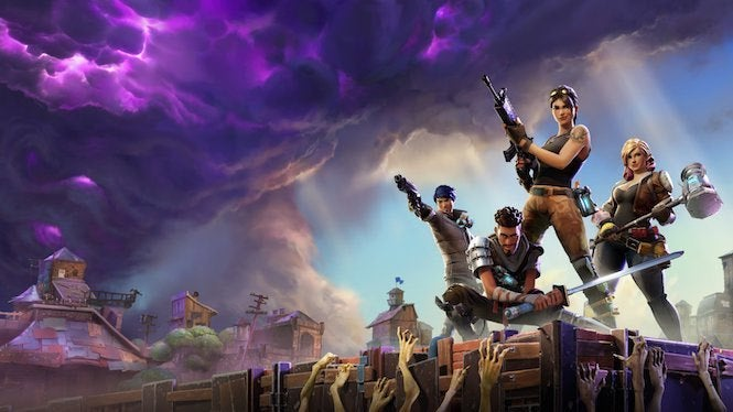 Fortnite gets vending machines and lots of explosions with new update