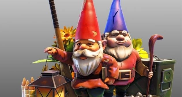 find the gnome fortnite