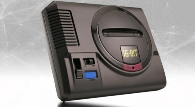 Sega Mega Drive Mini REVEALED