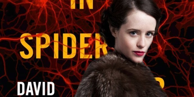 girl in the spider's web claire foy
