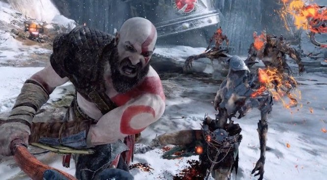 God of War's Download Size Has Been Revealed, and It's Huge