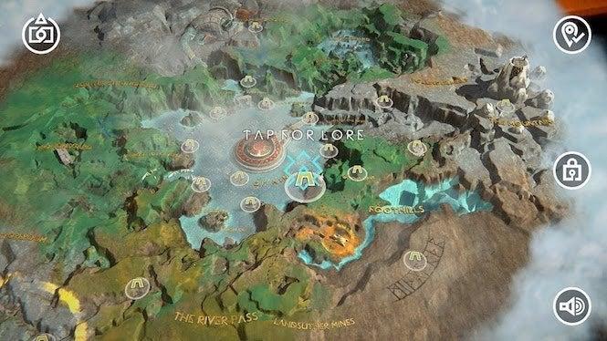 God of War Gets Free Mobile Game, Mimir's Vision