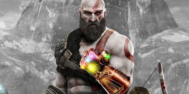 God of War Avengers Infinity War