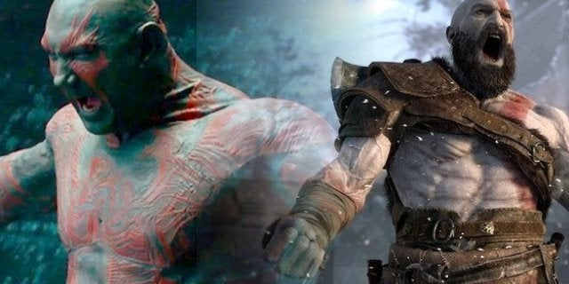 God of War Dave Bautista